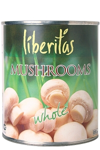 Whole mushrooms 850ml